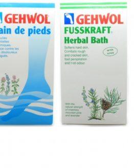 fodbad 2 pack gehwol
