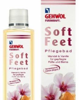 soof feet mandel og vanilie fodsæbe der er god til fodbad